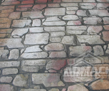 английский бетон