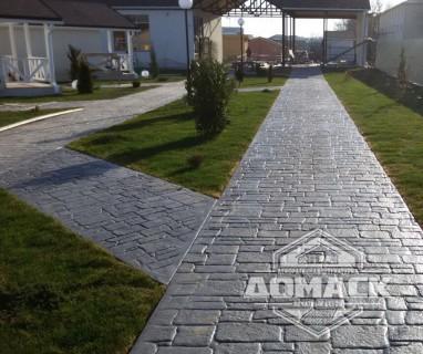 Печатная форма для бетона купить пуассон бетон