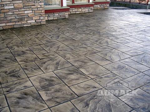 Штампованный бетон екатеринбург сертификат раствор готовый отделочный тяжелый цементный