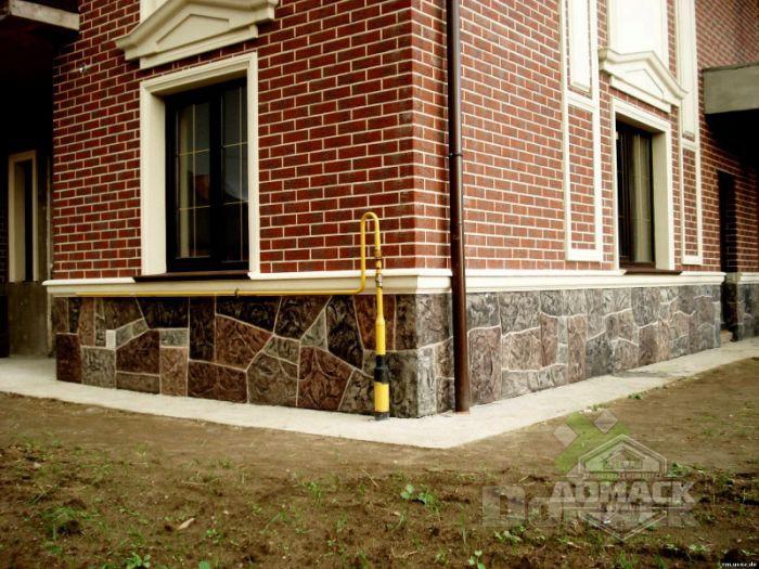 Цоколь из бетона купить видео штукатурим стены цементным раствором