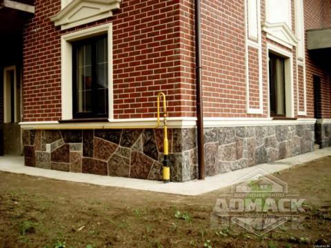 Облицовка бетона камнем купить бетон с доставкой цена за куб в минске